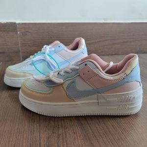 NIKE AIR shadow pastel shoes